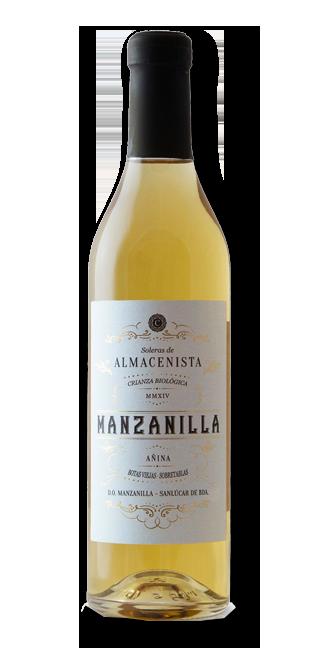 Manzanilla de Añina 2014