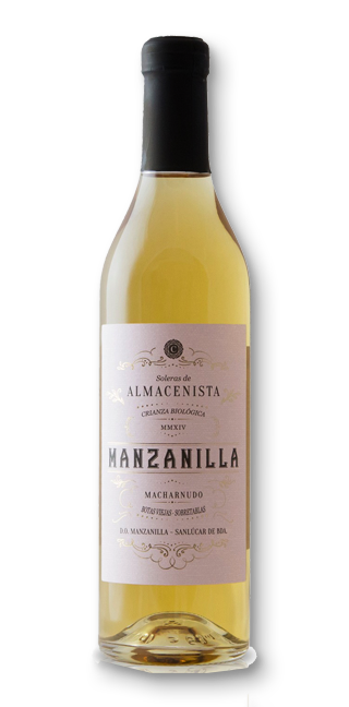 Manzanilla de Macharnudo 2014