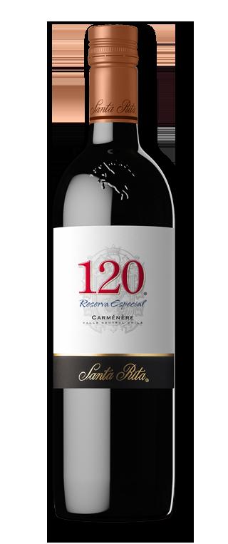 120 Carmenere Reserva Especial