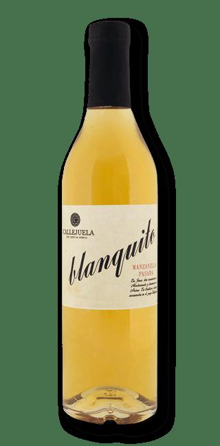 Manzanilla Pasada - Blanquito